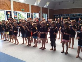 Senior Kapa Haka Group