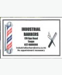 Industrial barbers 2017